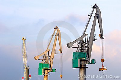 Quay Cranes