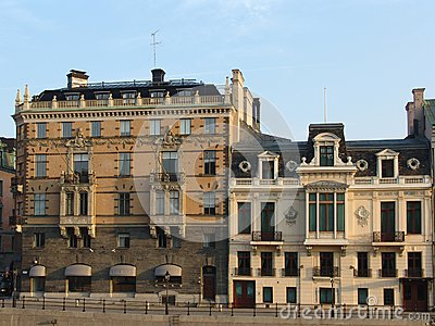 Quays of Stockholm