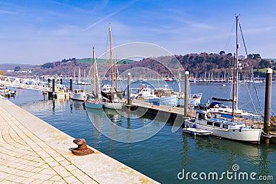Quayside at Dartmouth