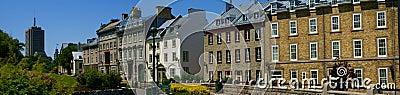 Quebec City Avenue St-Denis