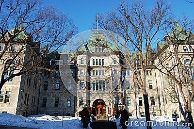 Quebec City City Hall