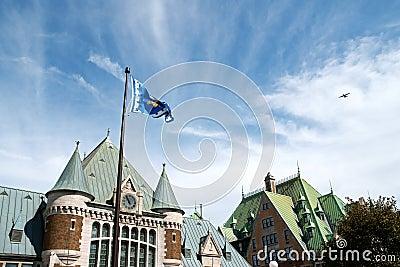 Quebec City Gare du Palais