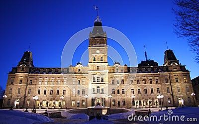 Quebec City, Parliament