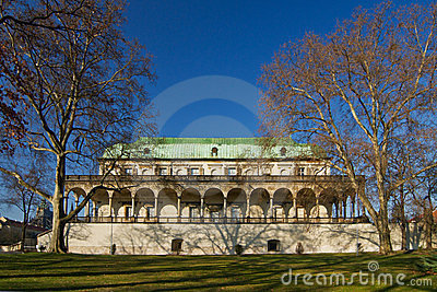 Queen Anne s summer palace
