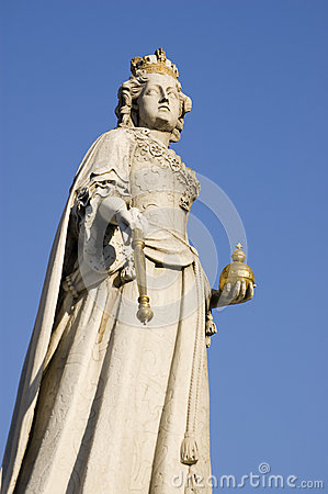 Queen Anne Statue, City of London
