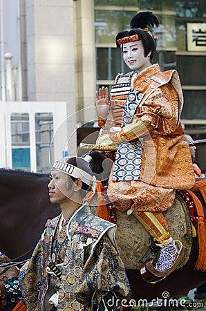 Free Queen At Nagoya Festival, Japan Stock Image - 79576001