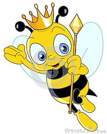 Free Queen Bee Stock Photos - 19835463