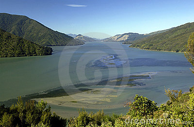 Queen Charlotte Sound - New Zealand