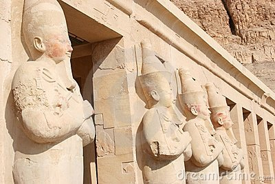 Queen Hatshepsut s Mortuary Temple