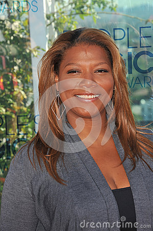 Queen Latifah Editorial Image
