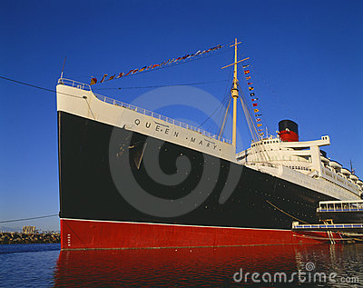 Queen Mary Editorial Image