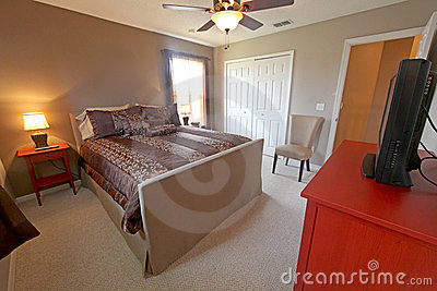 Queen Master Bedroom