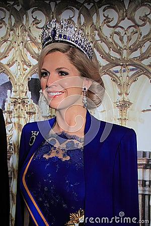 Queen Maxima Zorreguieta