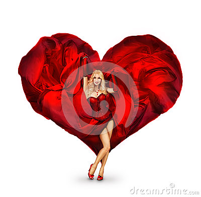 Free Queen Of Hearts Royalty Free Stock Photos - 24981368