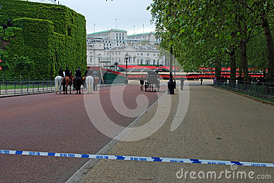 Queen s Birthday Practice on Horse Guards Parade Editorial Photography