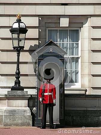 Queen s Guard Editorial Image