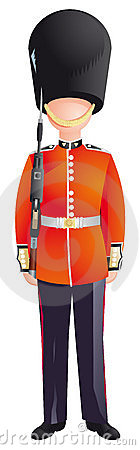 Queen s Guard, British Army soldiers