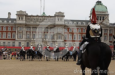 The Queen s Life Guard changes