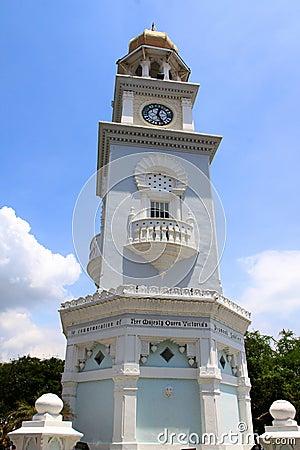 Queen Victoria Memorial Clock Tower, Penang
