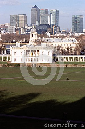 The Queens House, Greenwich Editorial Photography