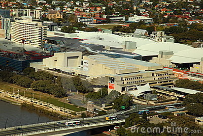 Queensland Performing Arts Centre QPAC Editorial Photography