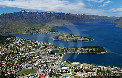 Queenstown, New Zealand SI
