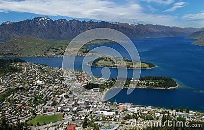 Queenstown, New Zealand SI