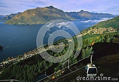 Queenstown, Nouvelle Zélande