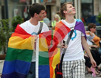 Parade in Brno Editorial Photo