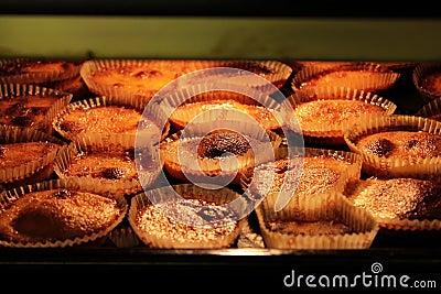 Queijadinhas pastry