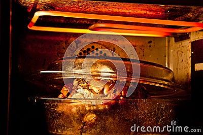Queso de cerdo frito