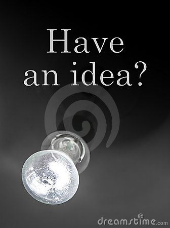 Question and light of bulb