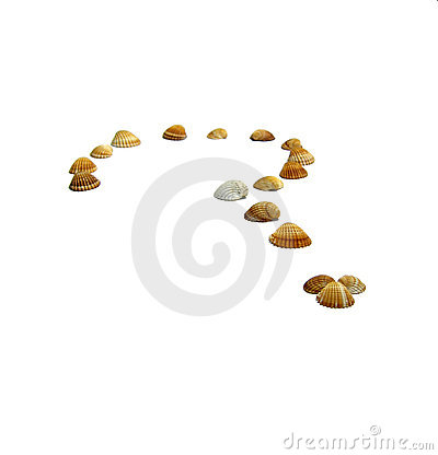 Free Question Mark Royalty Free Stock Photography - 2862377