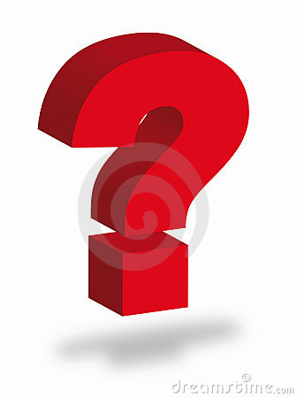 Free Question Mark Royalty Free Stock Image - 9577796