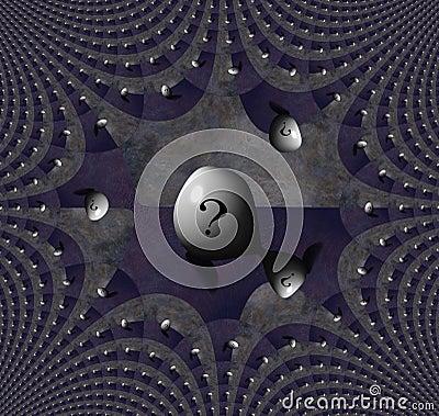 Question Mark Egg