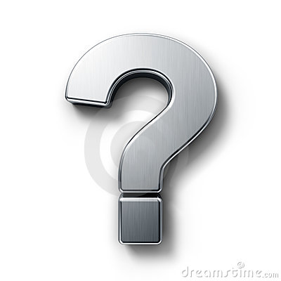 Free Question Mark Sign Royalty Free Stock Photography - 5725777