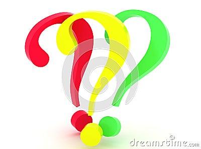 Questions. 3d