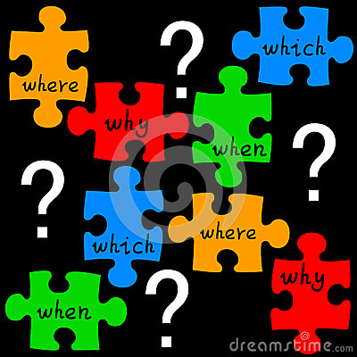 Questions puzzle