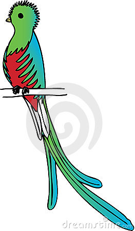 Quetzal Royalty Free Stock Photo - Image: 7630045