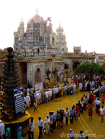 Queues of devotion