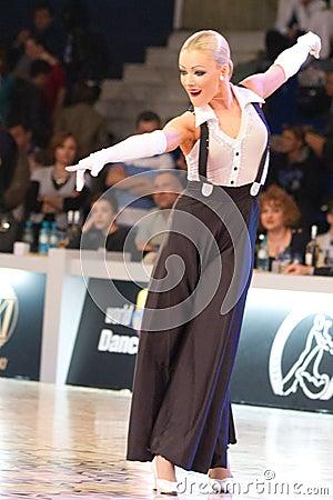 Quick Step - Tania Kehlet Editorial Photo