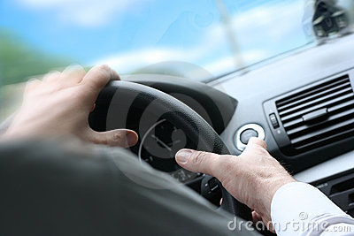 Quick Turn / Driving a Car