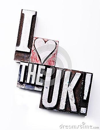 Quiero el Reino Unido