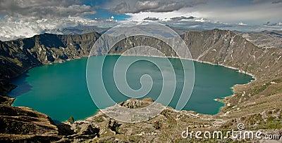 Quilaota lake