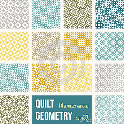 Free Quilt Patterns Royalty Free Stock Image - 64560616