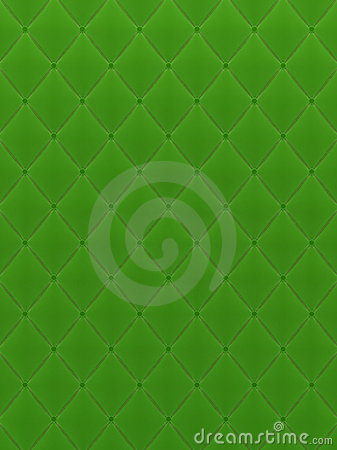 Quilted green background