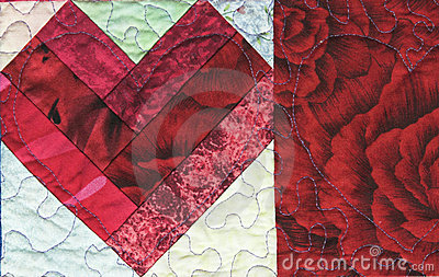 Quilted Heart