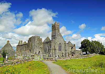 Quin Abbey Co. Clare Ireland