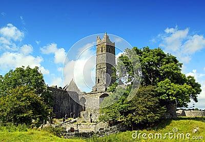 Quin Abbey Co. Clare Ireland