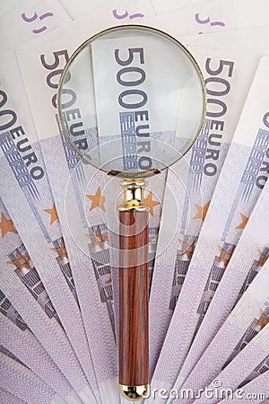 Quinientos euro y bucle